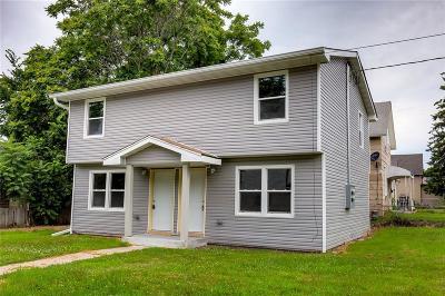 Des Moines Multi Family Home For Sale: 844 Walker Street