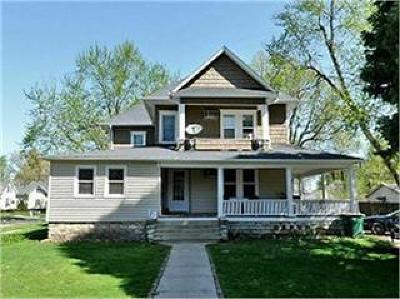 Indianola Multi Family Home For Sale: 210 W Iowa Avenue