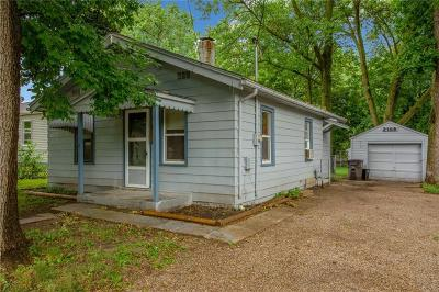Des Moines Single Family Home For Sale: 2109 Lay Street