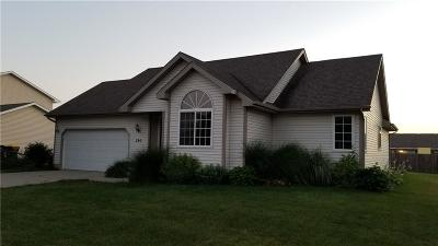 Waukee Single Family Home For Sale: 390 SE Cardinal Lane