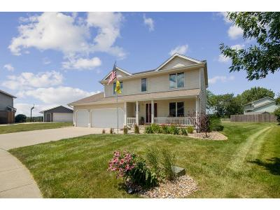 Runnells Single Family Home For Sale: 402 Maple Court
