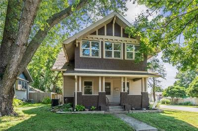 Des Moines Single Family Home For Sale: 843 40th Place
