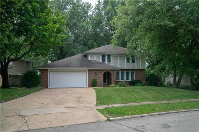 West Des Moines Single Family Home For Sale: 1025 Marcourt Lane