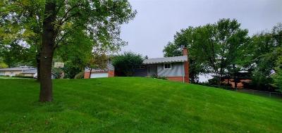 Single Family Home For Sale: 2101 Iowa Street