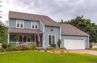West Des Moines Single Family Home For Sale: 3501 Western Hills Drive