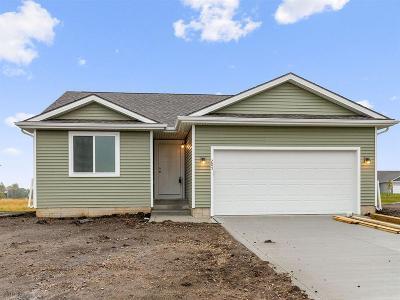 Elkhart Single Family Home For Sale: 205 NE Monroe Avenue
