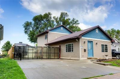 Des Moines Single Family Home For Sale: 2208 E 21st Street