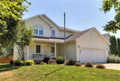 Des Moines Single Family Home For Sale: 3509 Brook Ridge Court