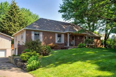 West Des Moines Single Family Home For Sale: 3115 Ashworth Road