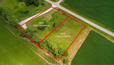 Residential Lots & Land For Sale: 1768 SE 108th Street