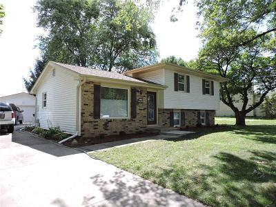 Pleasant Hill Single Family Home For Sale: 157 S Hickory Boulevard