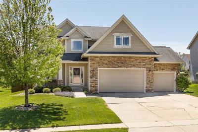 Waukee Single Family Home For Sale: 550 Spyglass Lane