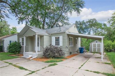 Des Moines Single Family Home For Sale: 1443 63rd Street