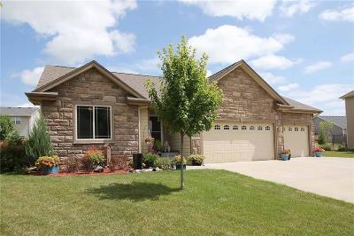 Ankeny Single Family Home For Sale: 4811 NE Hillcrest Court