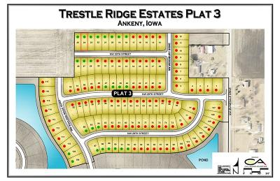 Ankeny Residential Lots & Land For Sale: 3220 NW 30th Street