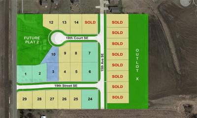 Altoona Residential Lots & Land For Sale: 1424 18th Court