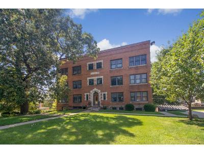 Des Moines Condo/Townhouse For Sale: 1902 Woodland Avenue #101