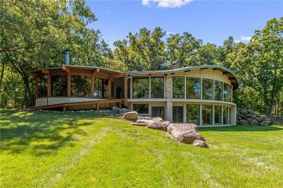 Adel Single Family Home For Sale: 33875 L Avenue