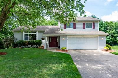 Clive Single Family Home For Sale: 10985 Rosewood Drive