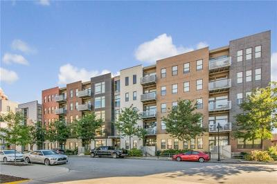 Des Moines Condo/Townhouse For Sale: 119 4th Street #310