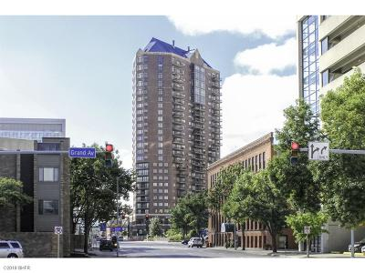 Des Moines Condo/Townhouse For Sale: 300 Walnut Street #409