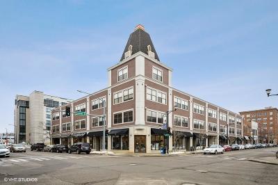 Des Moines Condo/Townhouse For Sale: 400 E Locust Street #203