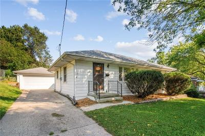 Windsor Heights Single Family Home For Sale: 1105 68th Street