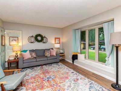 Des Moines Single Family Home For Sale: 1321 Thornton Avenue