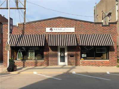 Commercial For Sale: 107 S 3rd Street