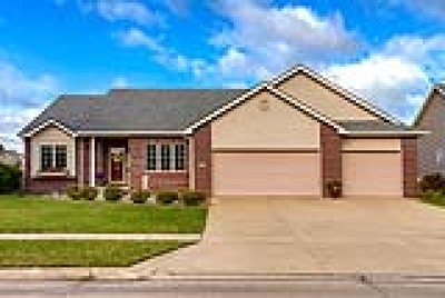 Ankeny Single Family Home For Sale: 810 NW Ridge Road