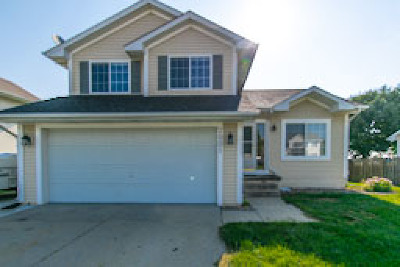 Ankeny Single Family Home For Sale: 2001 NW Logan Street