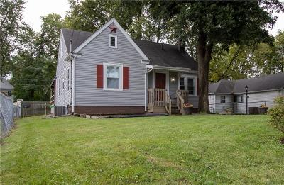 Des Moines Single Family Home For Sale: 1010 Douglas Avenue