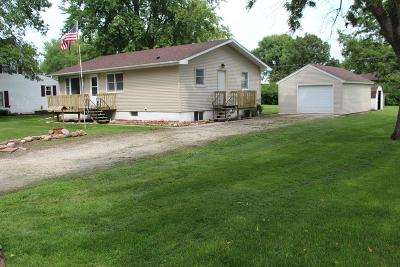Clare Single Family Home For Sale: 223 Emmett