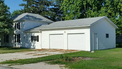 Callender Single Family Home For Sale: 602 James