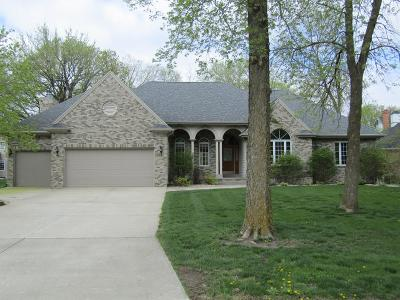 Fort Dodge Single Family Home For Sale: 1714 River Forest Dr.