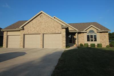 Webster County Single Family Home For Sale: 2717 N 28th