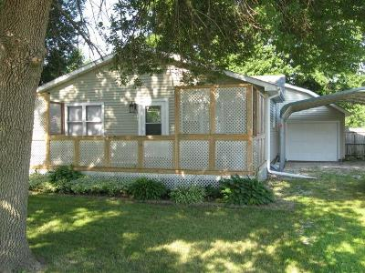 Otho Single Family Home Pending W/Contingencies: 110 North Highway St