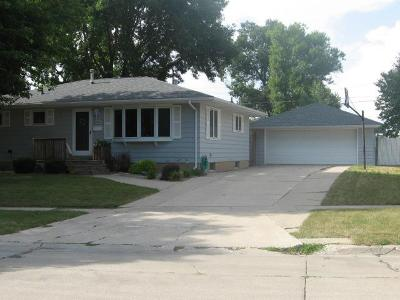 Fort Dodge IA Single Family Home For Sale: $133,900