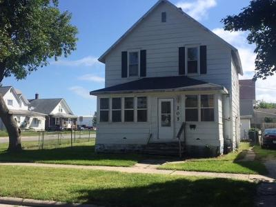 Webster County Single Family Home For Sale: 205 South 20th St