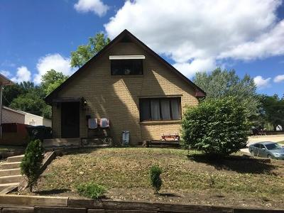 Fort Dodge IA Single Family Home For Sale: $79,000
