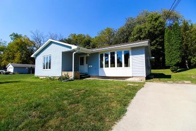 Fort Dodge IA Single Family Home For Sale: $49,900