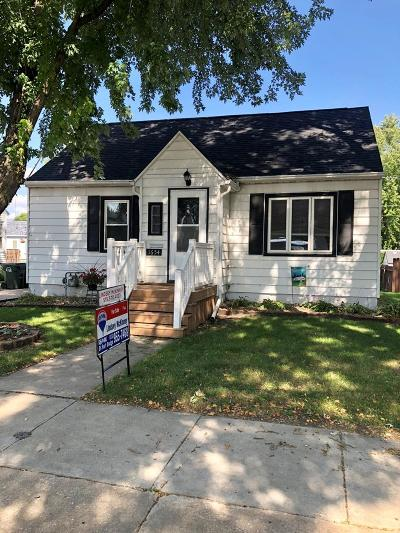 Fort Dodge IA Single Family Home For Sale: $75,500