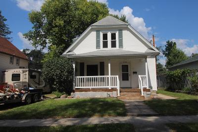 Fort Dodge IA Single Family Home For Sale: $57,500