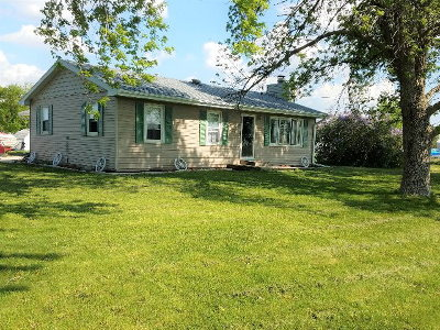 Fort Dodge IA Single Family Home For Sale: $139,500