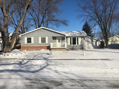 Fort Dodge IA Single Family Home For Sale: $137,500