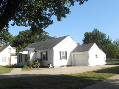 Fort Dodge IA Single Family Home For Sale: $117,500