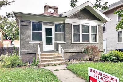Fort Dodge IA Single Family Home For Sale: $109,900