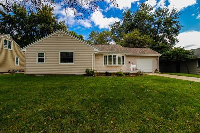 Fort Dodge IA Single Family Home For Sale: $128,900
