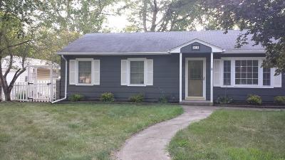 Hamilton County Single Family Home For Sale: 513 Elmhurst Dr.