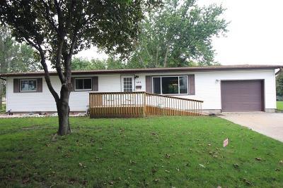 Calhoun County Single Family Home For Sale: 1214 11th Street